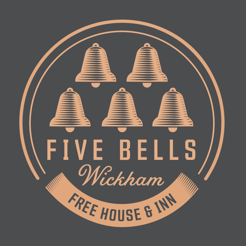The Five Bells Logo